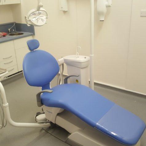 Dental Cabinets, Belmont Votager 3 & ona DC Xray set. durr VSA 300s Suction unit